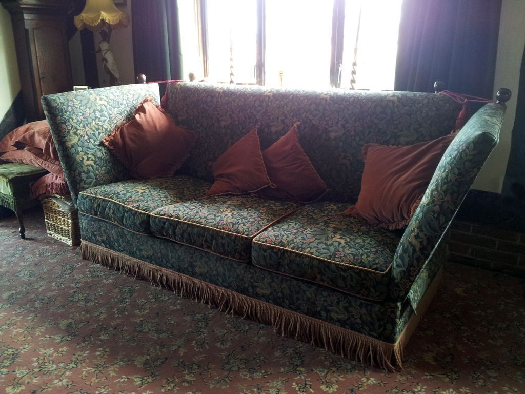 Knole knoll sofa ebay designer couches and chairs knole knoll sofa ebay parisarafo Gallery