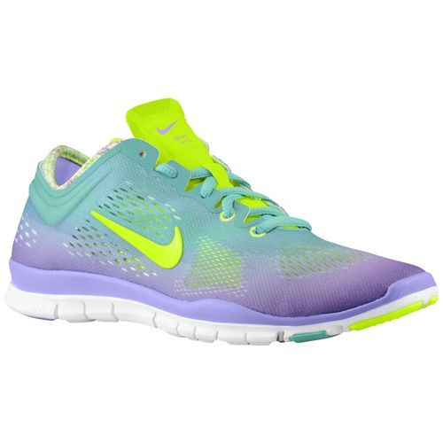 Nike Free 5.0 Tr Fit 4 - Femmes Champs