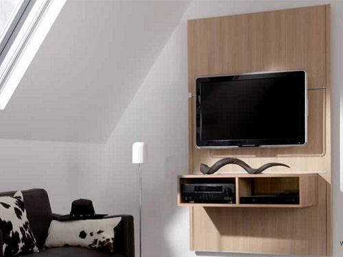 How To Conceal Cables Tv Wall Panel Google Search