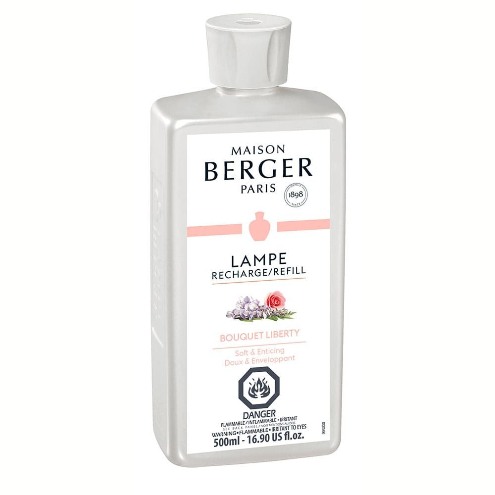 Liberty Scented Refill By Lampe Berger Fragrance Fragrance Oil Hand Soap Bottle