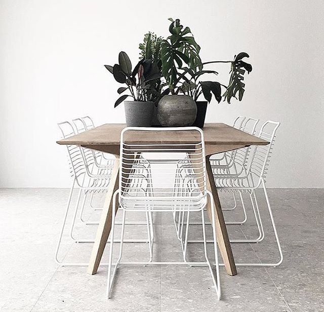 Kmart White Bistro Chairs Minimalist Dining Room Outdoor Dining