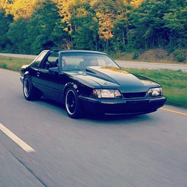 @igfords #ford#Mustang#SVT tag-> #american_muscle_mustangs / @fox_bodys / owner @jrhodes3414 still holding #foxbodys strong