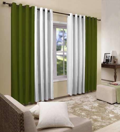 CORTINAS Ideas casa   home Pinterest - ideas de cortinas para sala