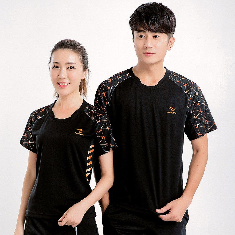 New Tennis Shirts Badminton T Shirt Women Men Summer Air Sports Clothes Tennis T Shirt Badminton Wear Clothes 5067 Outdoor You Should Know In 2020 Badminton T Shirts Tennis Shirts Tennis Tshirts