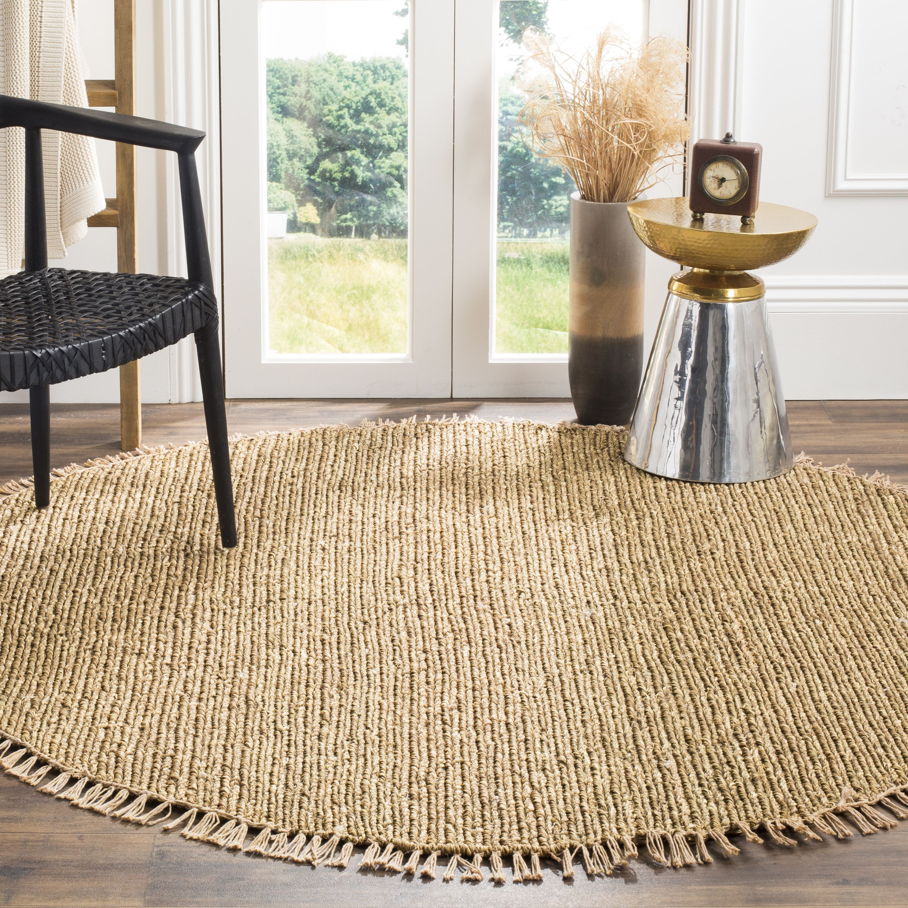 Nf510a Color Natural Size 2 3 X 10 Natural Rug Braided Area Rugs Round Area Rugs