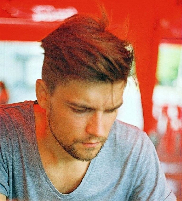 Amazing 1000 Images About Men39S Hair On Pinterest Men Curly Hairstyles Short Hairstyles Gunalazisus