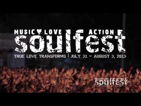SoulFest 2013 Promo Video (30 second)
