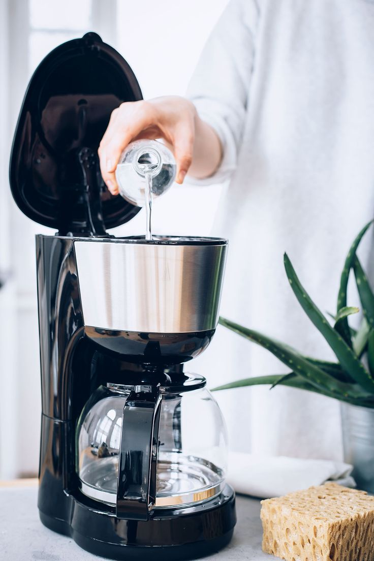 How To Clean A Coffee Maker For A BetterTasting Brew