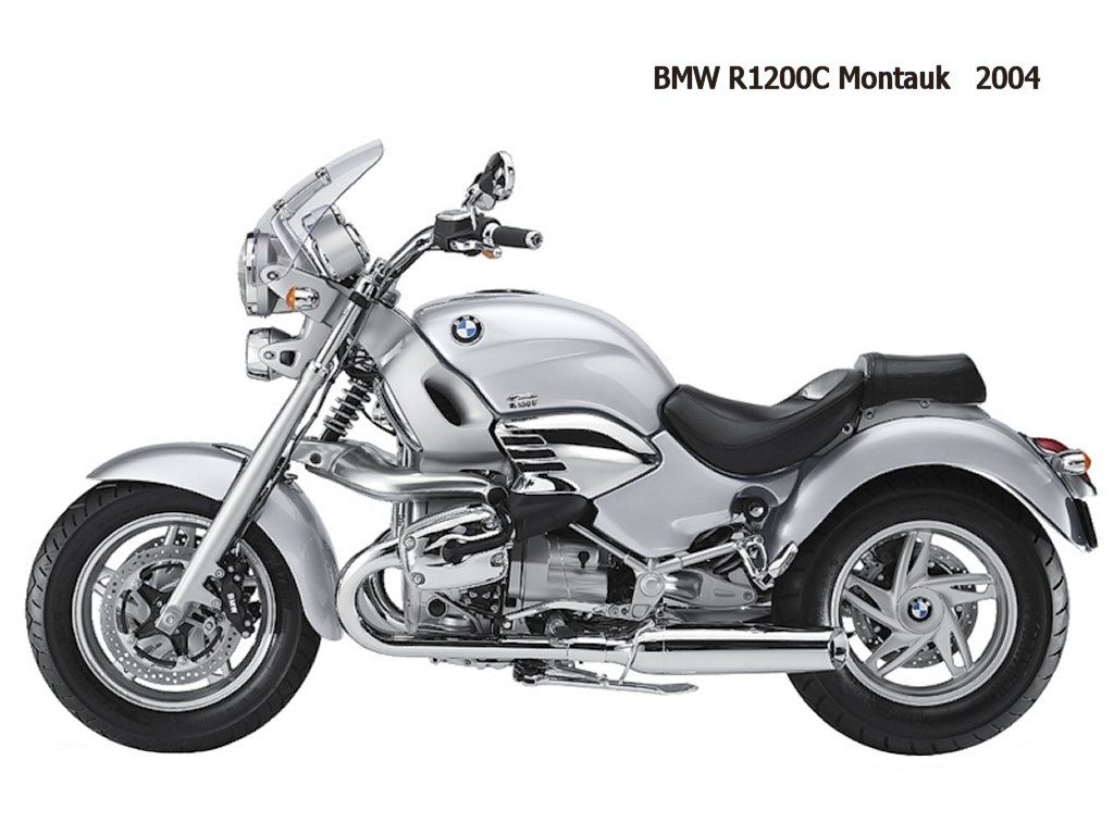 BMW R1200C. In hindsight it's exactly the cruiser I wish was still made.