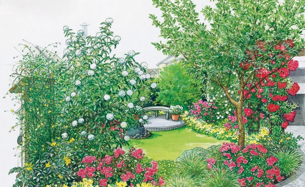 Vorgarten zum Träumen Outdoor decor and Gardens