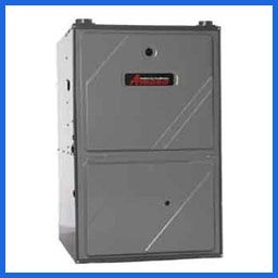 Amana Amvc95 Gas Furnace With Images Gas Furnace Furnace