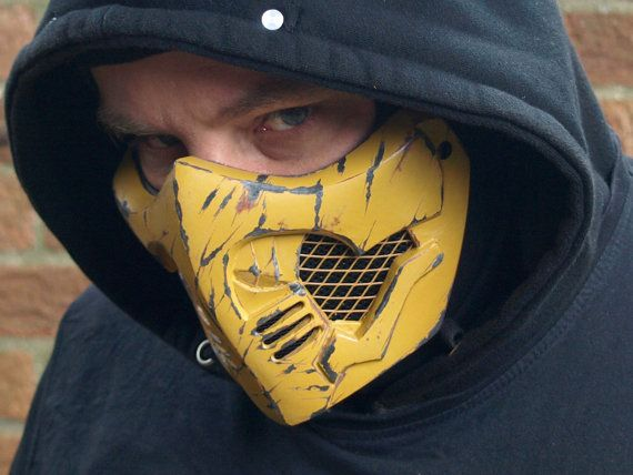 Mortal Kombat X Scorpion V2 Bd Airsoft Cosplay By Hiddenassassins