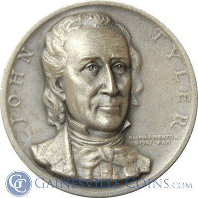 John Tyler Coin