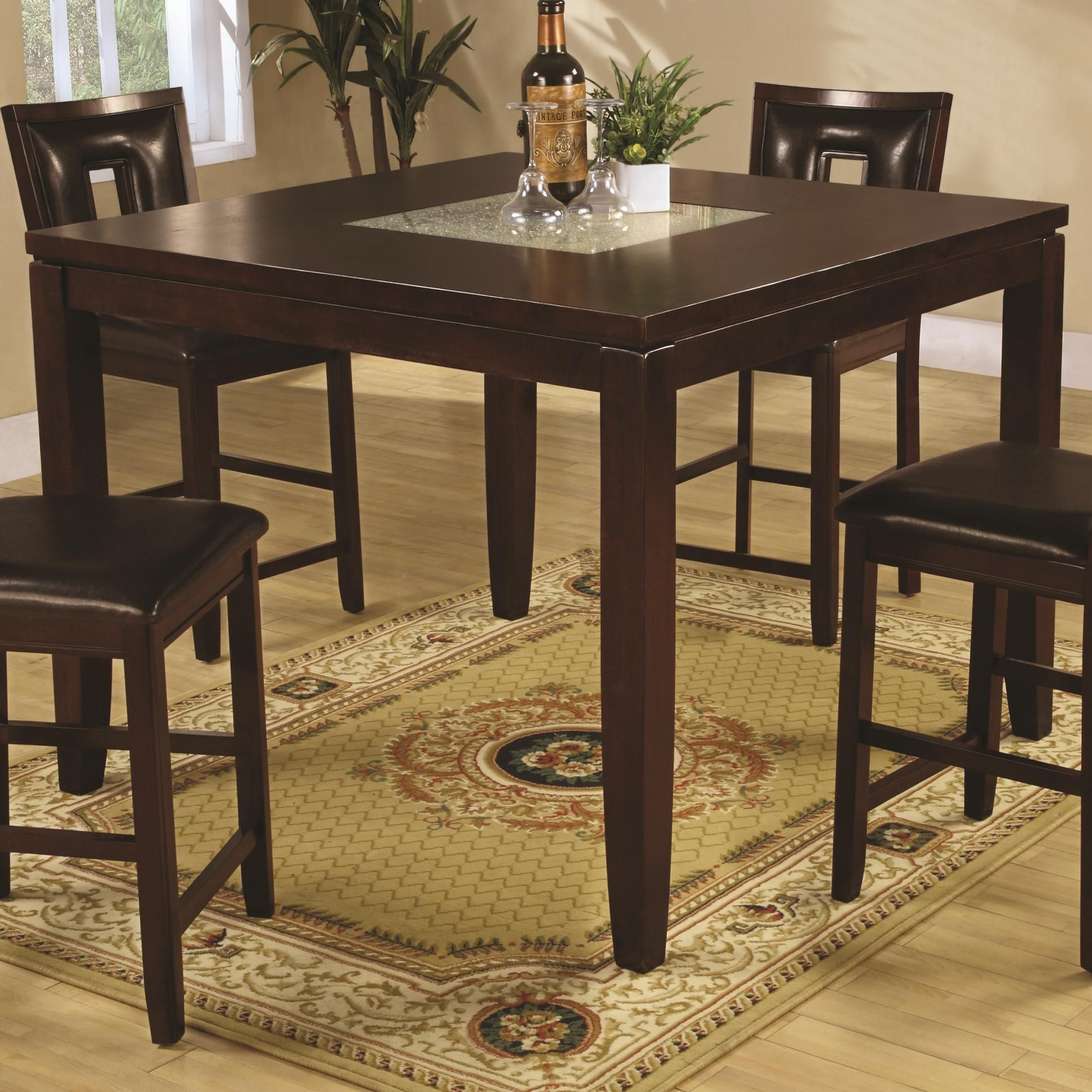 Ervin Counter Height Table By Coaster Counter Height