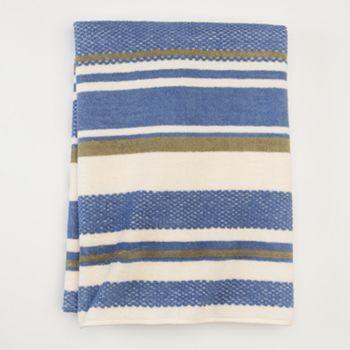 Croft Barrow Striped Quick Drying Bleach Friendly Bath Towel