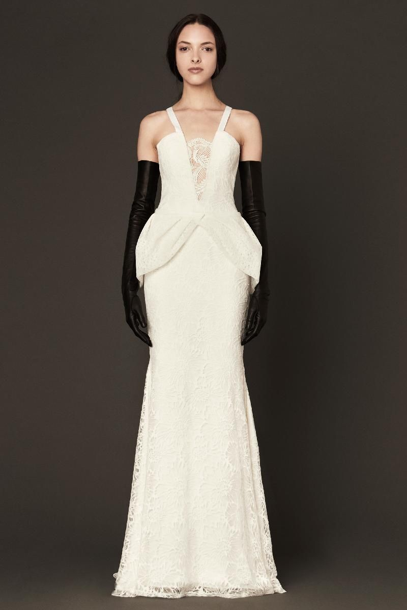 Vera Wang Madeline gown. Vera Wang gowns are sold at The Bridal ...
