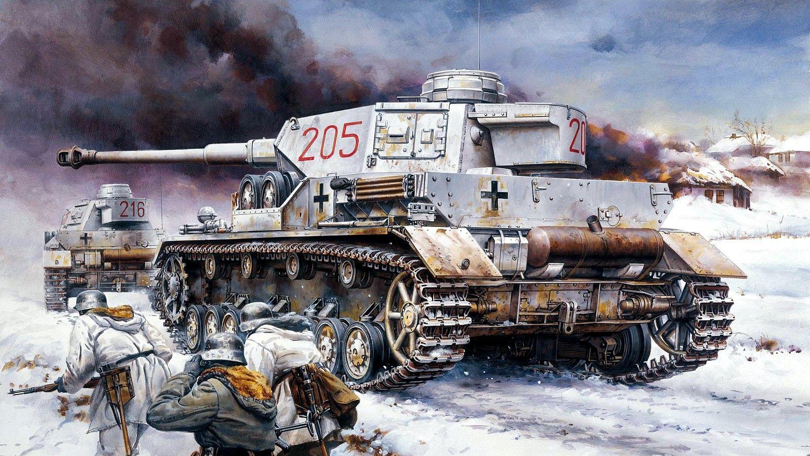 1943 Kharkov, Panzer IV Ausf G División Leibstandarte