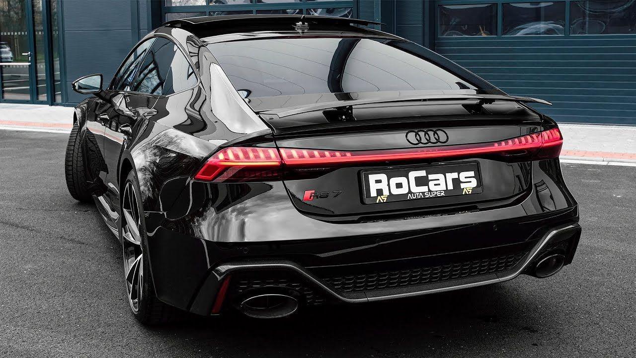 2020 Audi Rs 7 In Beautiful Details Youtube 2020 Audi Audi Rs Audi Rs7 2020