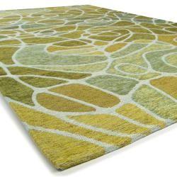 Photo of benuta Classic Flachgewebeteppich Stay Grün 80×165 cm – Moderner Teppich für Wohnzimmerbenuta.de