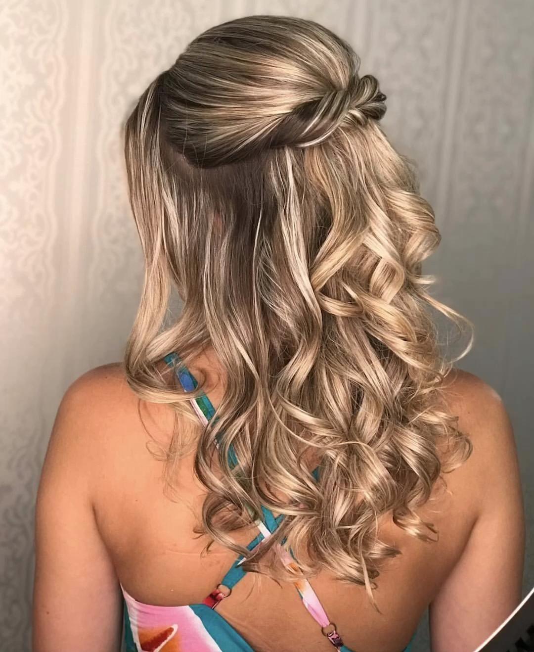 Penteado madrinha – Peinados facile