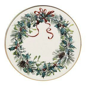 Lenox winter greetings bread butter plate clearance 1211 we lenox winter greetings bread butter plate clearance 1211 we are offering this m4hsunfo