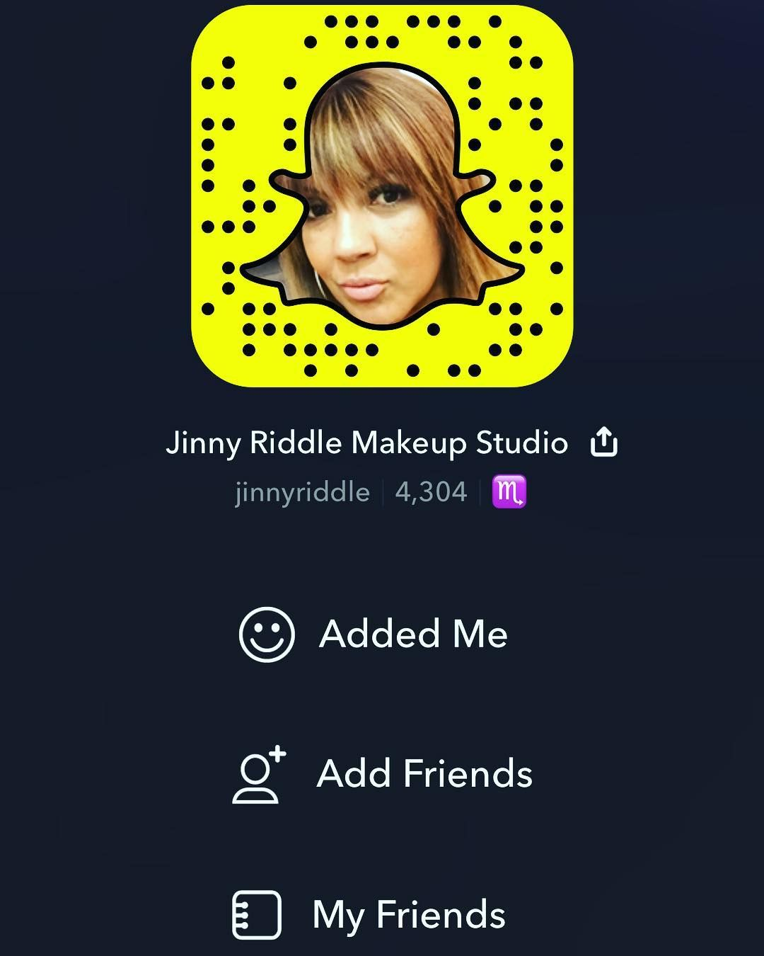 Add me ❤ Jinny Riddle Makeup Studio Hair and Nails (915 ...