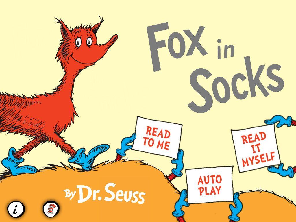 Fox in socks foxes of entertainment pinterest sock
