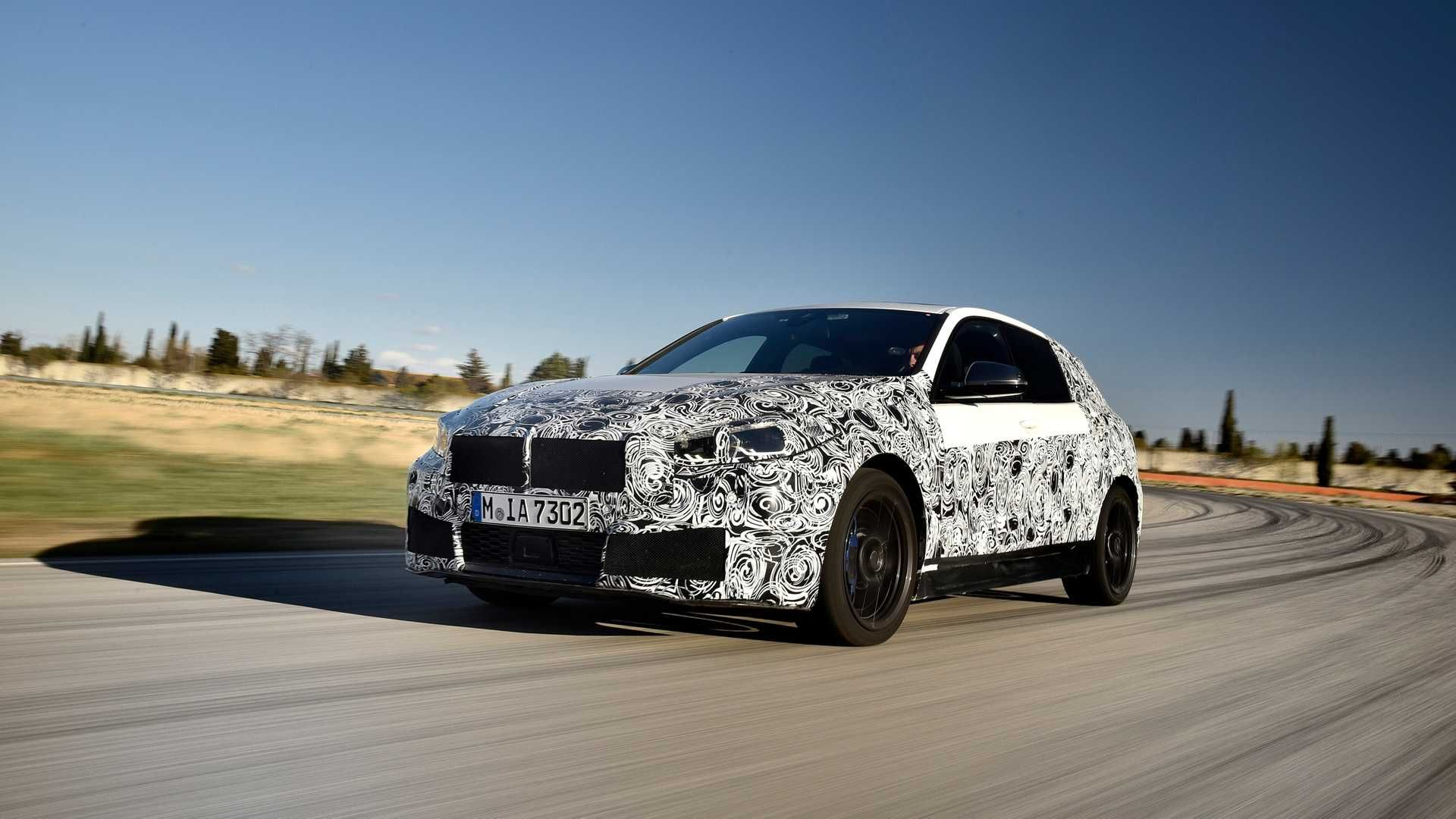 New Bmw 1 Series Confirmed With Fwd M235i Gets Xdrive And 302 Hp 225 Kw Bmw 1 Series Bmw New Bmw