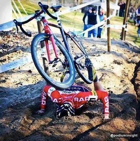 välillä unohtuu, että on Cyclocross pyörän väärinkäyttöä ajella sillä vain pääasiassa asfaltti- ja hiekkateitä....