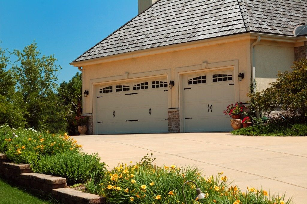 tgs garage doorsCarriage House Stamped Gallery  TGS Garage Doors  GARAGE DOORS