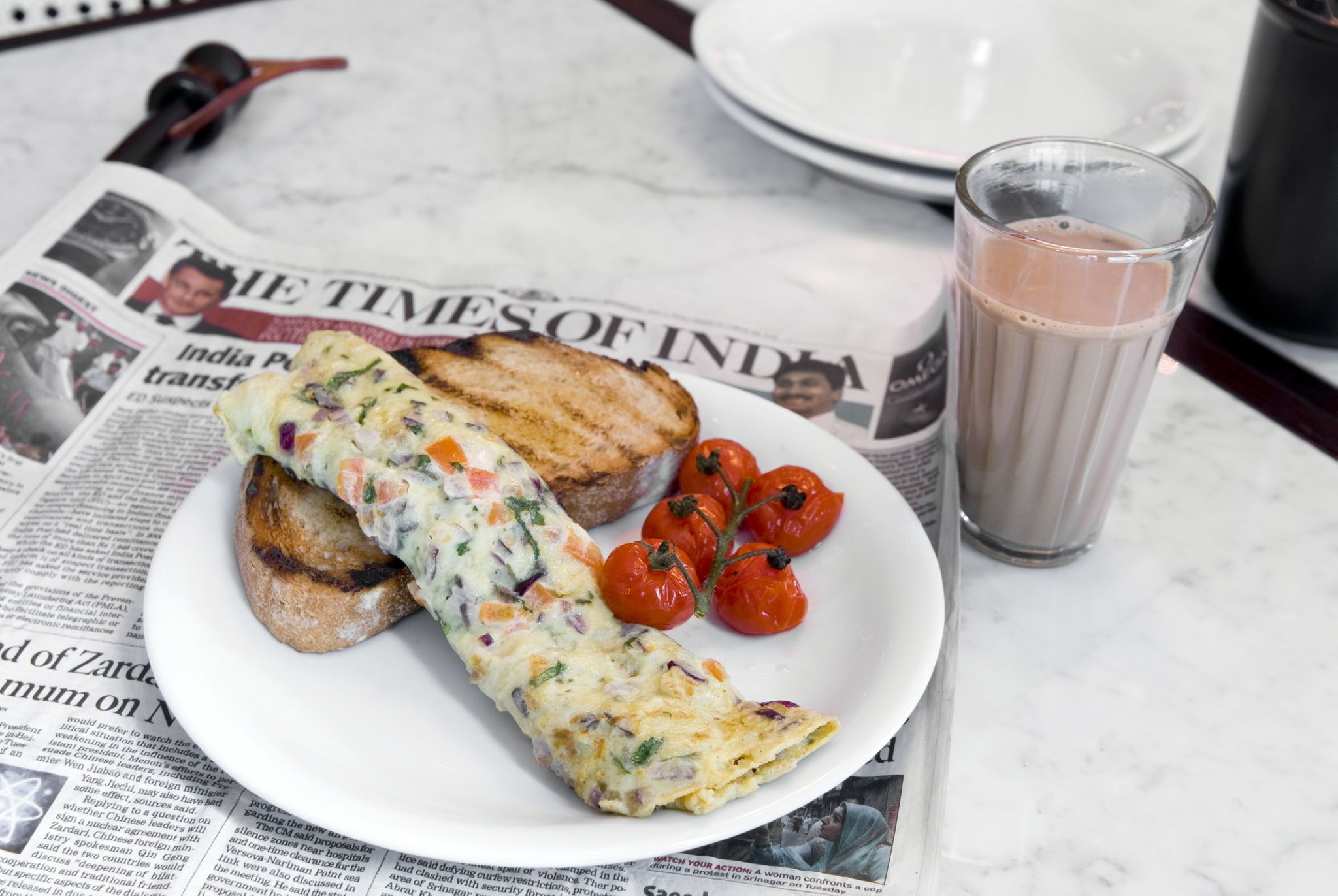 Dishoom Places to eat breakfast, Best breakfast
