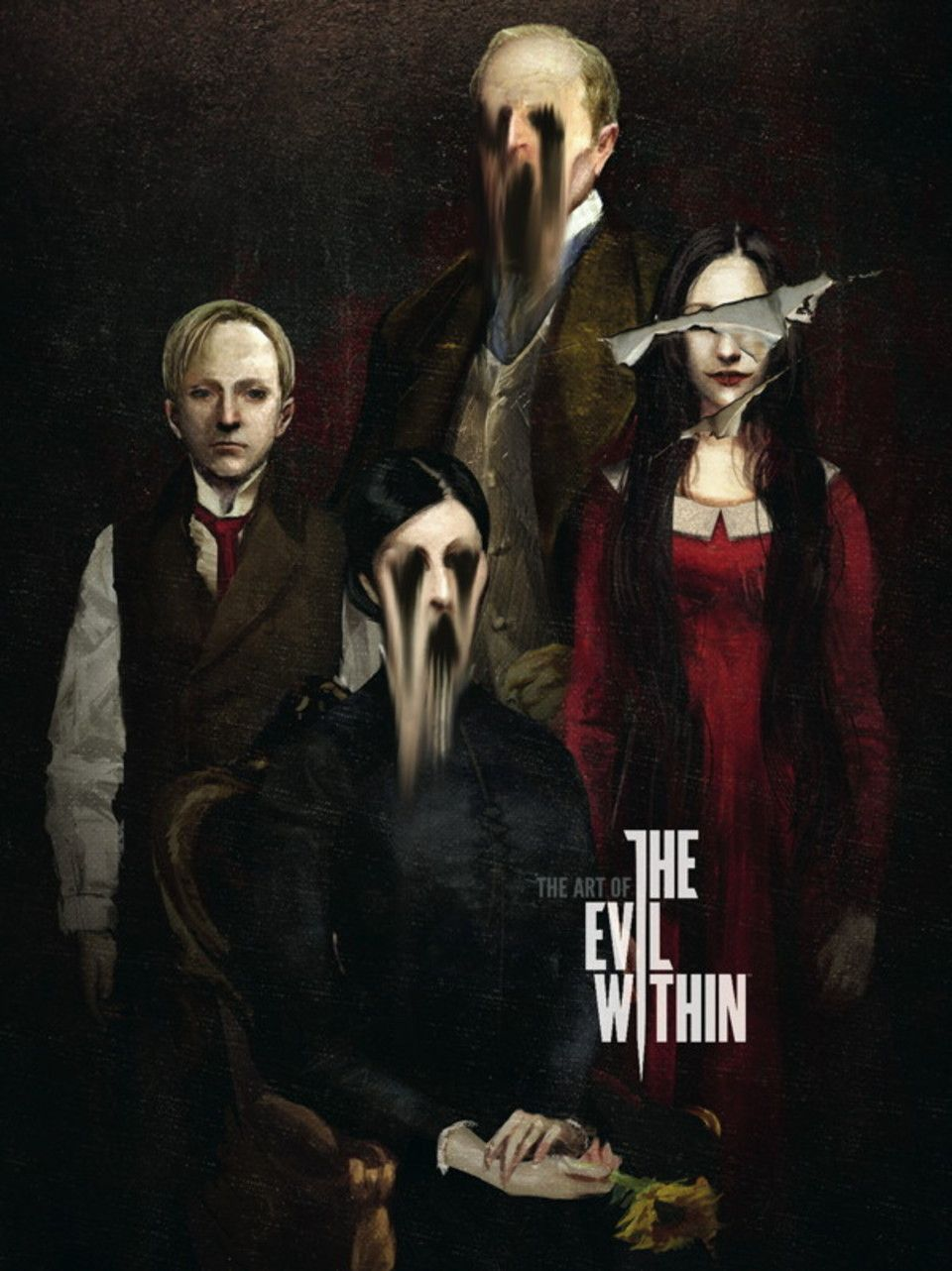 ART of TEW_Victoriano's family portrait Survival horror