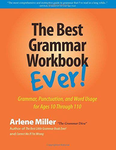 The Best Grammar Workbook Ever Grammar Punctuation And Word