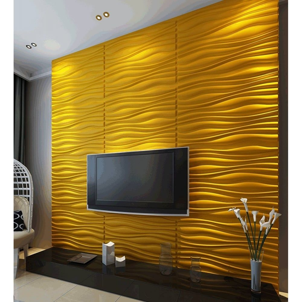 Natural Bamboo 3d Wall Panel Decorative Wall Ceiling Tiles Cladding Wallpaper Inrede Wall Panel Design Pvc Wall Panels Wall Tiles Design