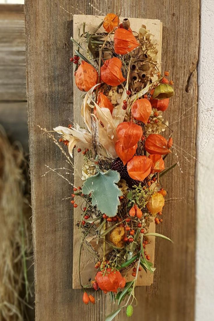 11++ Herbst deko ideen selber machen ideen