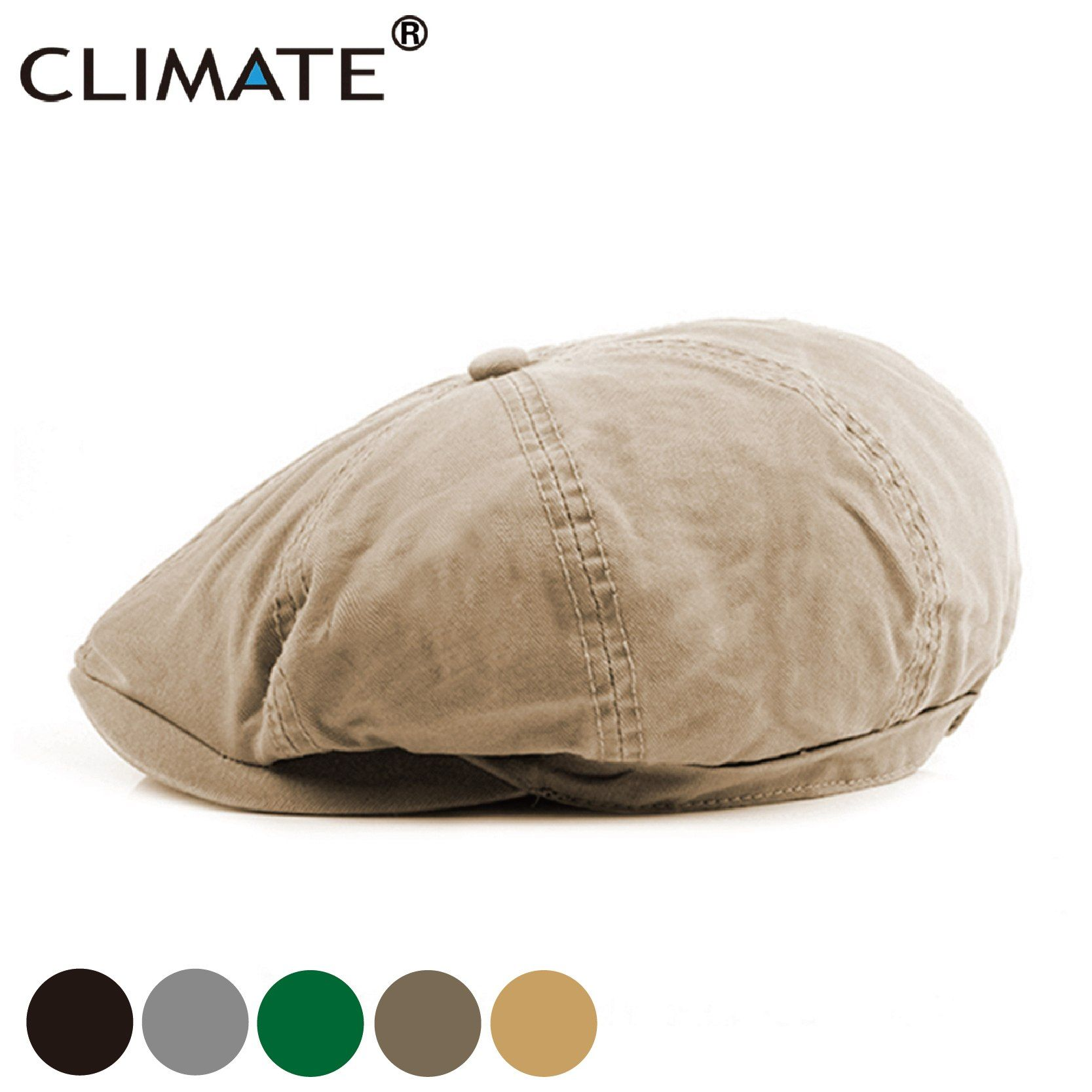 47239cbe37149 CLIMATE Plus Size Men Blank Newsboy Caps Extra Large Casual Berets Cool  Solid Hat Flat Cap