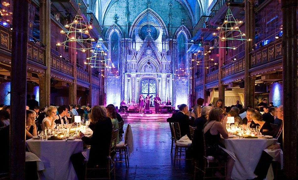 Fresh Local Wedding Reception Venues Near Me: So Beautiful!! Angel Orensanz Foundation On The Lower East