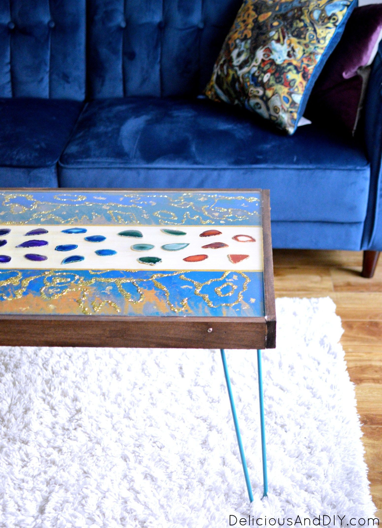 Learn How To Make Your Own Diy Wood Coffee Table