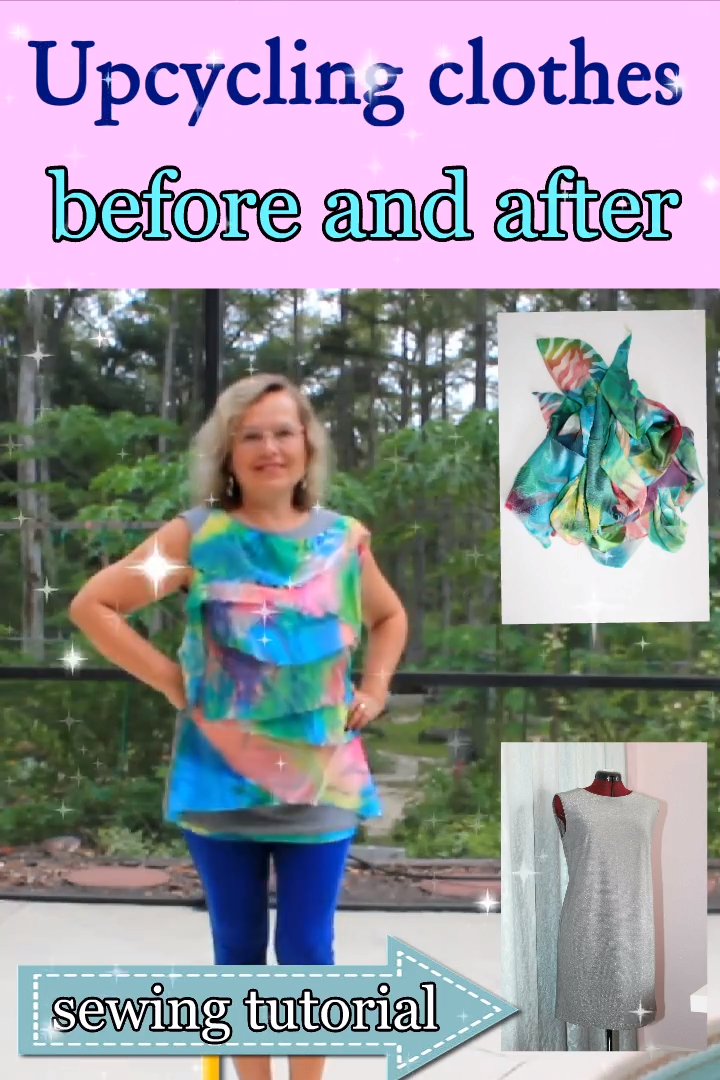 Upcycling clothes before and after sewing tutorial / DIY old clothes ideas / -   16 diy projects Videos clothes