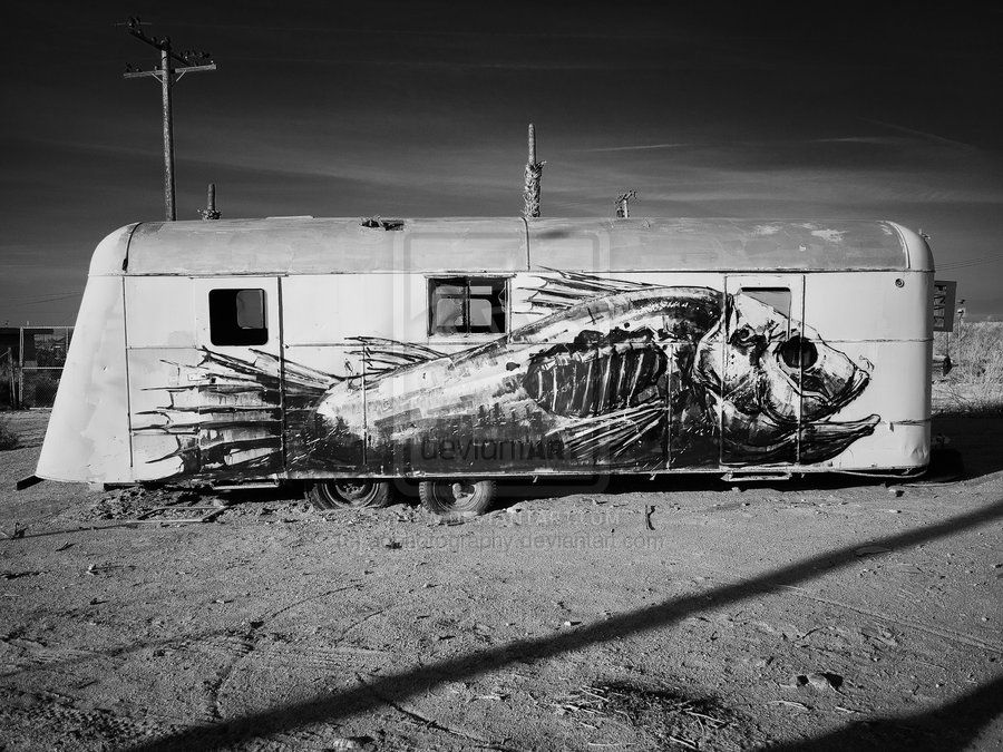 The Dead Fish Trailer by agphotography.deviantart.com