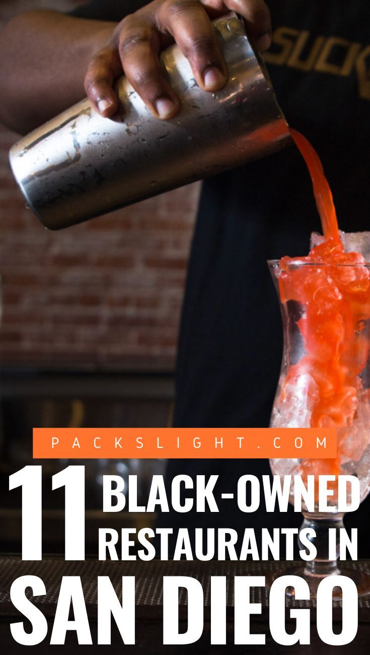 African Americans who only make up 6.4% of the entire city's population, so we need to support their businesses! Here are 13 black-owned eateries for you to hit during your trip to support the warm, Southern comfort, cornbread-fed pockets of familiarity we do have in the area. #BlackOwned #BlackHistoryMonth #FoodSpotd #Foodie #TravelFoodie #FoodBlogger #Travel #TravelBlogger #USATravel #America
