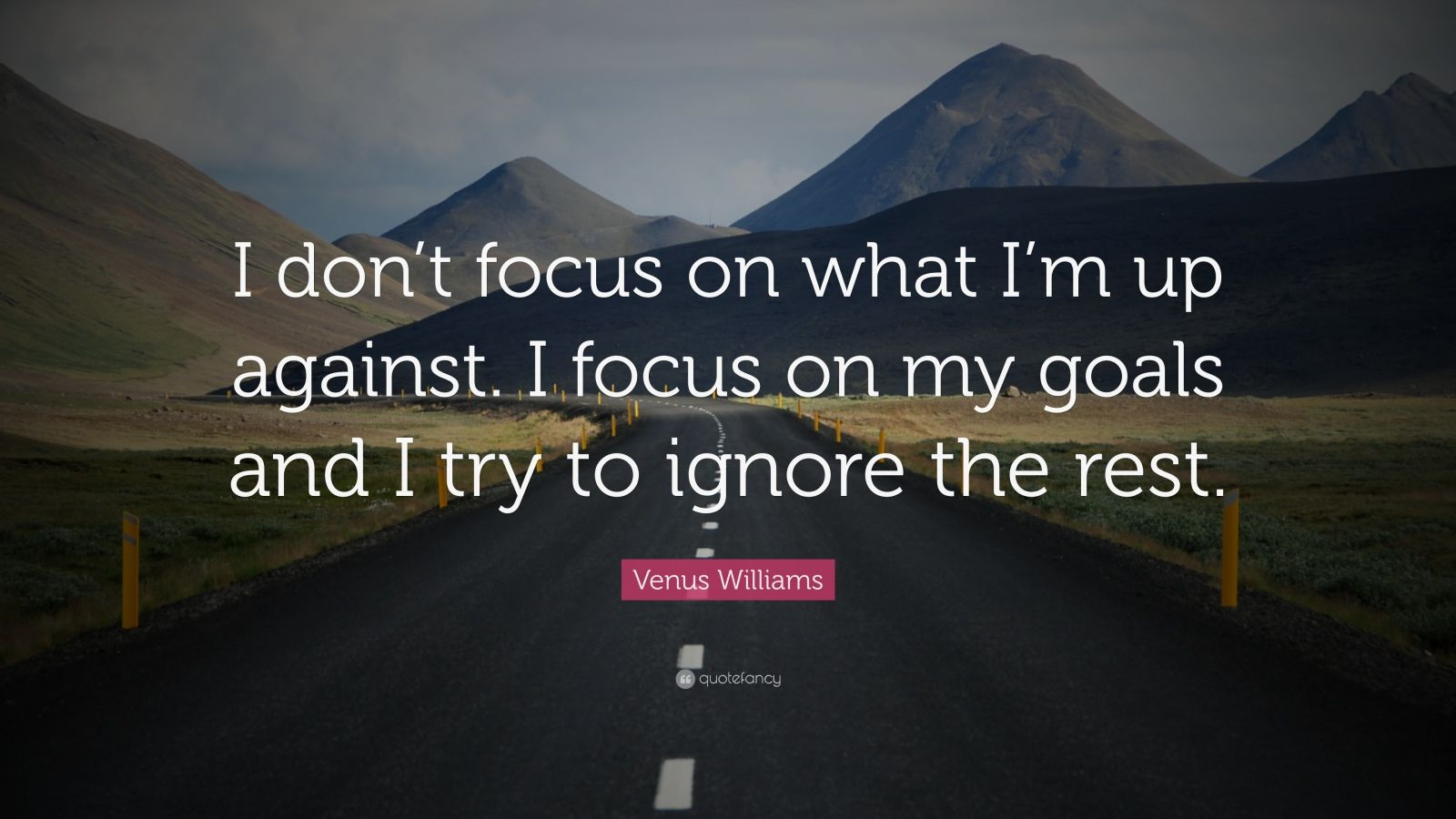 "The Future Is Now Quote Startup Quotes ""I Don't Focus On What I'm Up Againsti Focus On"