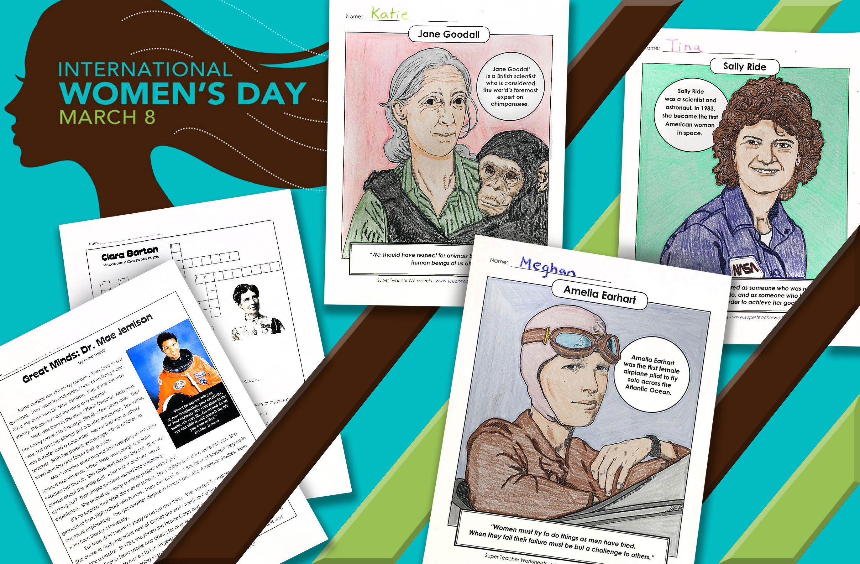 Celebrate Internationalwomensday With Womenshistory