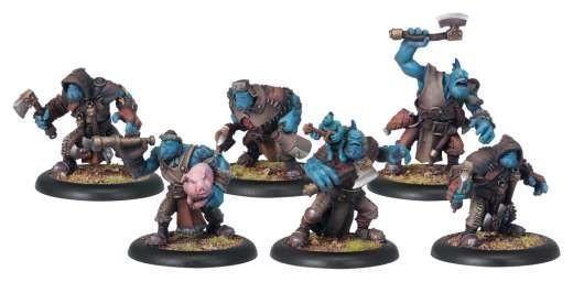 Hordes Trollbloods Trollkin Scouts Box WEB