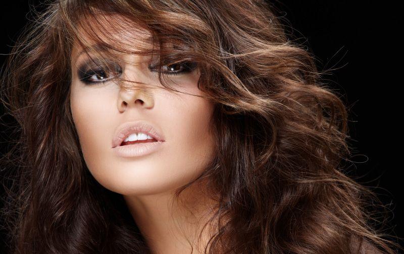Hudson E. Hudson Salon Flip in hair extensions, Hair