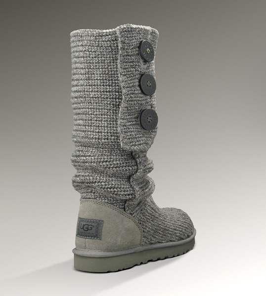 2f7839b4c66 UGG Cardy Classic 5819 Grey Boots | The Fashion Clothes | Fashion ...