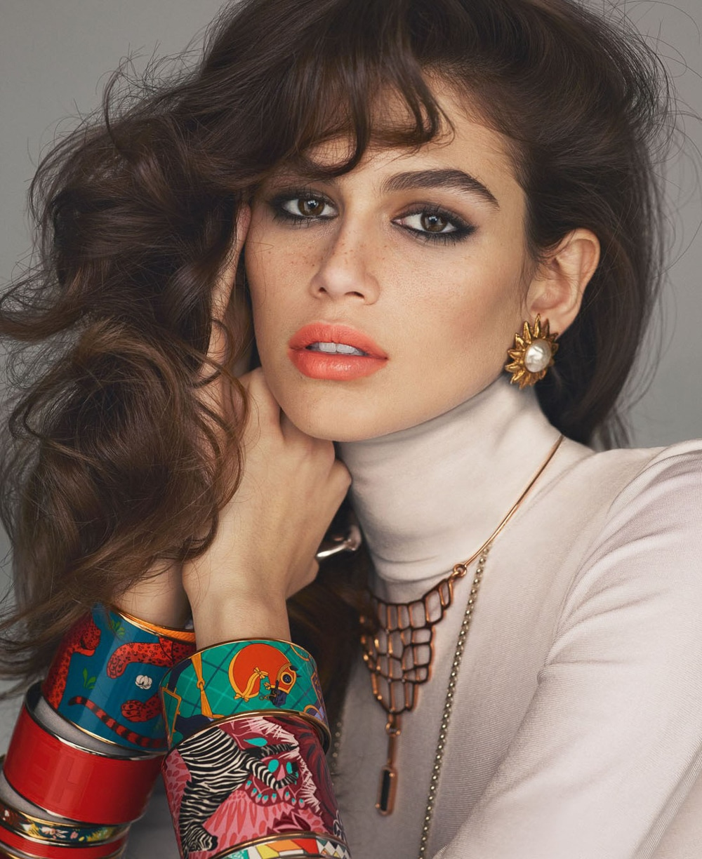 Photo of Love Magazine Spring 2018Kaia Gerber by Mert Alas & Marcus Piggott | Fashion Editorials