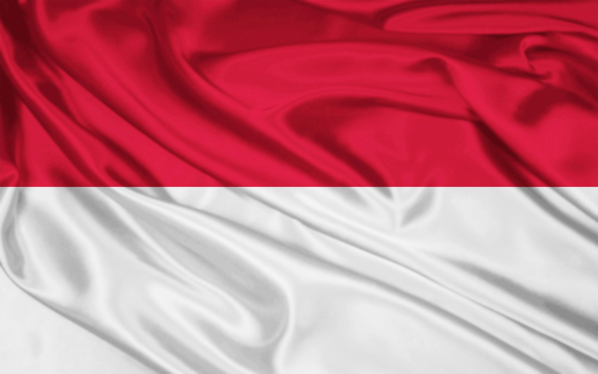 Indonesia Flag | Bendera, Indonesia, Merah