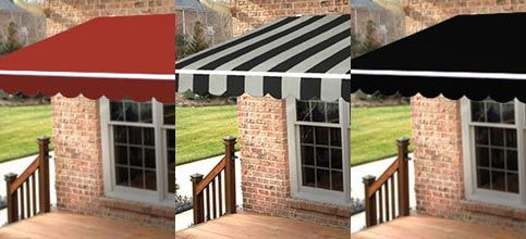 Awning Fabrics | Solair Shade Solutions | Backyard ...