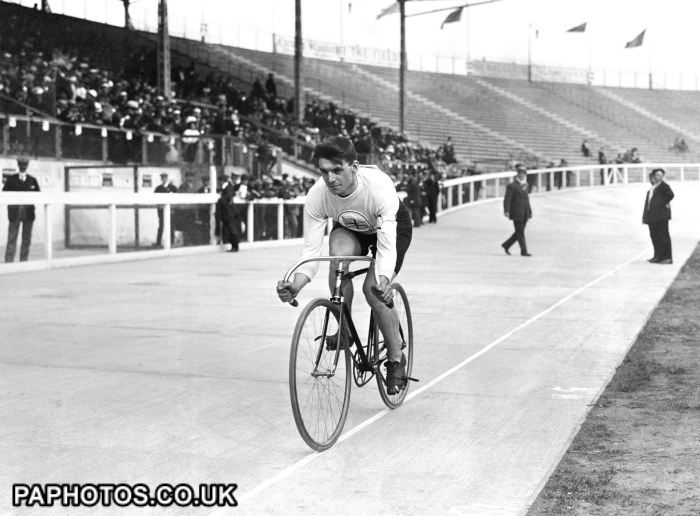 Summer Olympic Games 1908 - Cycling - White City